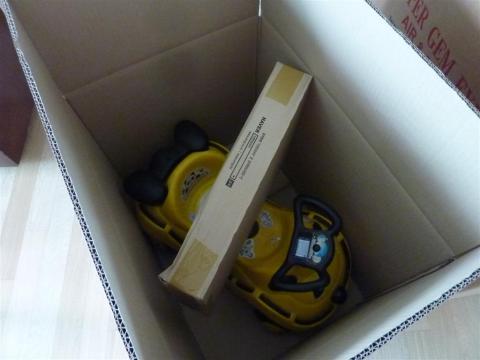 The regular box