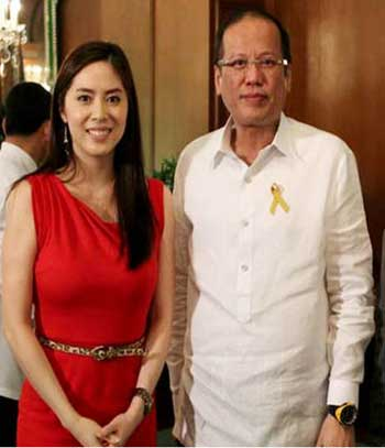 Grace Lee and President Noynoy Aquino, dating?