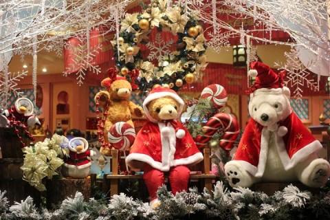 Christmas at Everland