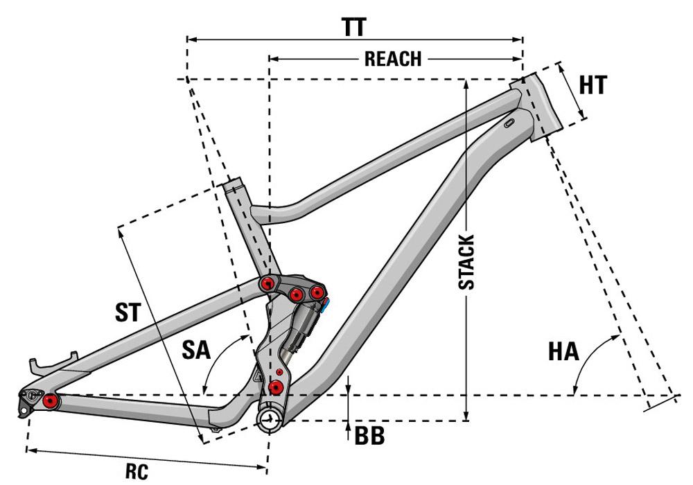 Bicicleta de montaña Zesty TR 3.7 2021 M-N