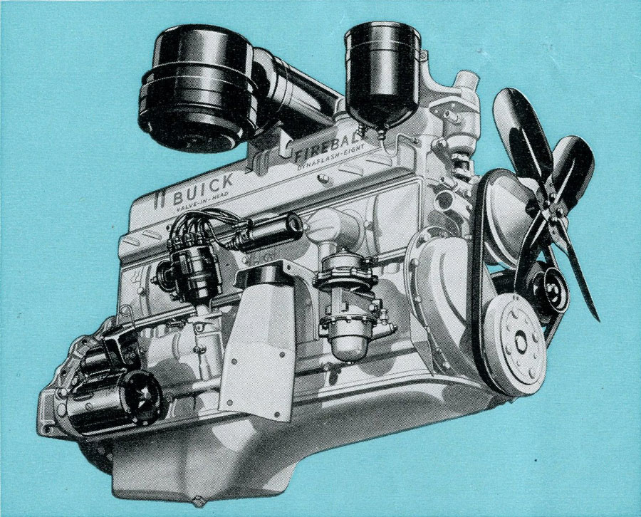 1952 Pontiac Wiring Diagram