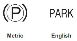 Electric Parking Brake Light :: Warning Lights, Gauges
