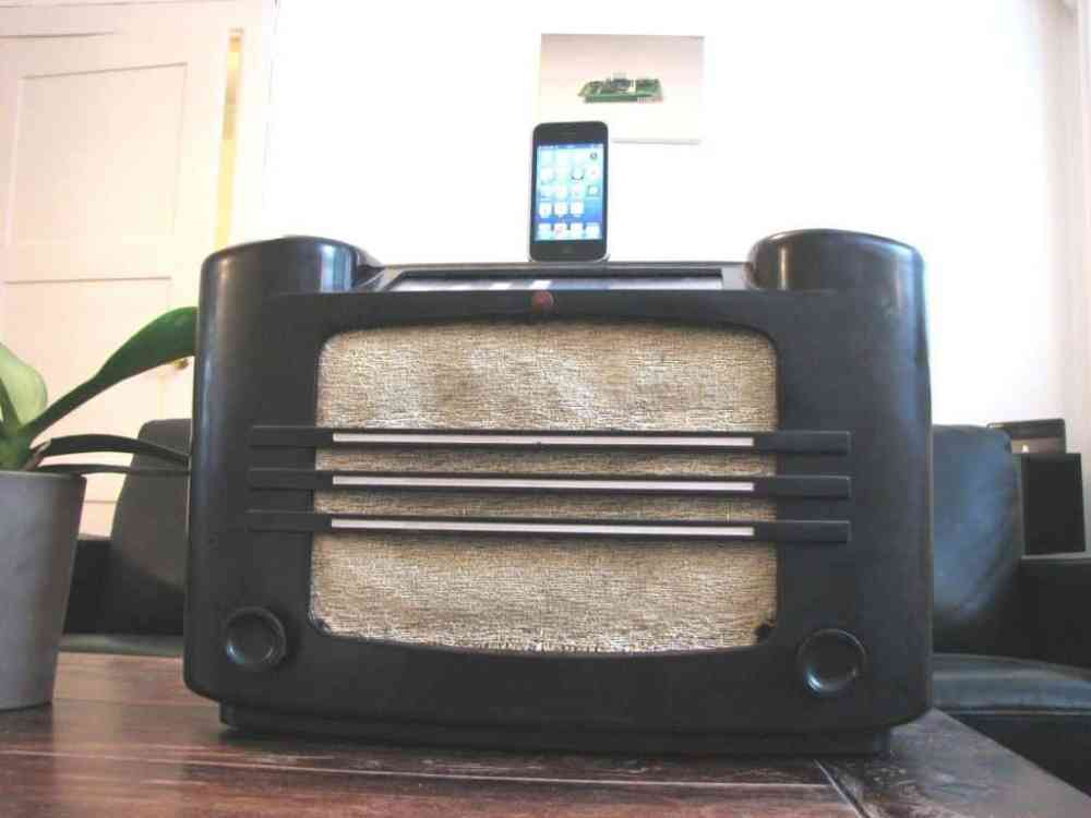 medium resolution of cool circuit ideas old radio iphone dock