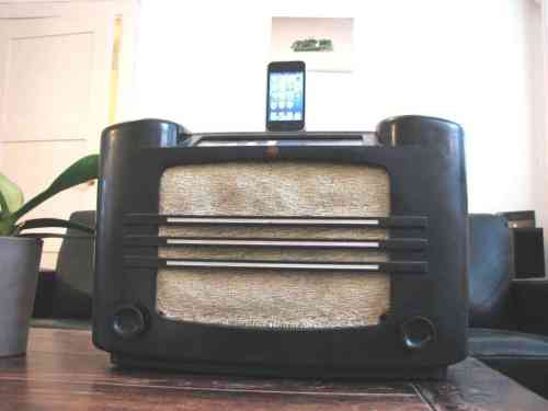 small resolution of cool circuit ideas old radio iphone dock