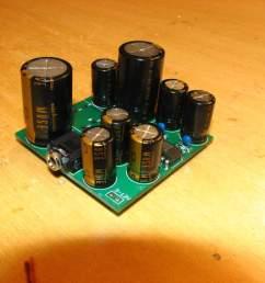 amplifier circuit tea2025 [ 1365 x 1024 Pixel ]