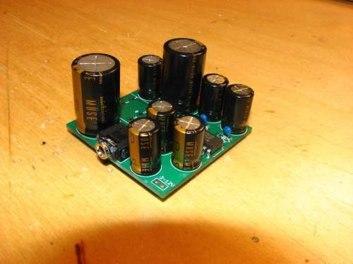 small resolution of amplifier circuit tea2025