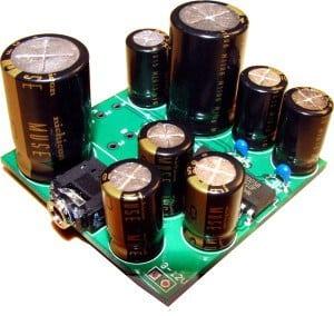 Car Audio Capacitor Wiring Diagram The Simplest Audio Amplifier Circuit Diagram