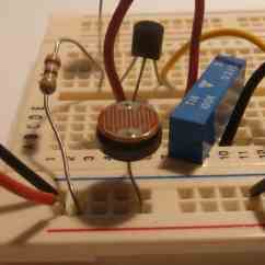 How To Make A Circuit Diagram Nissan Altima Stereo Wiring Ldr Build Electronic Circuits