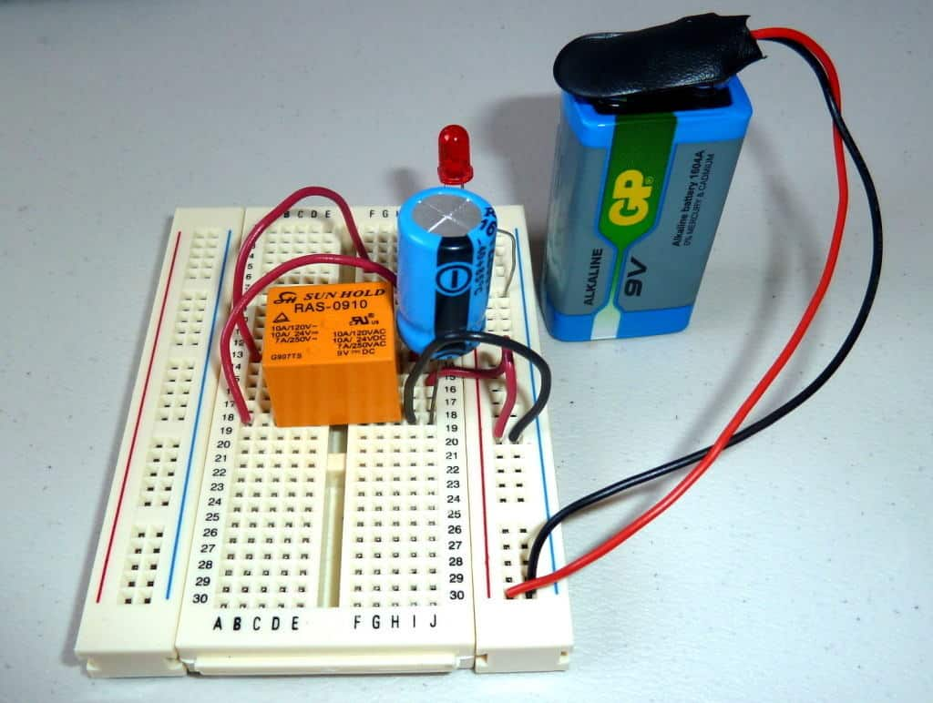 Mains Led Circuit