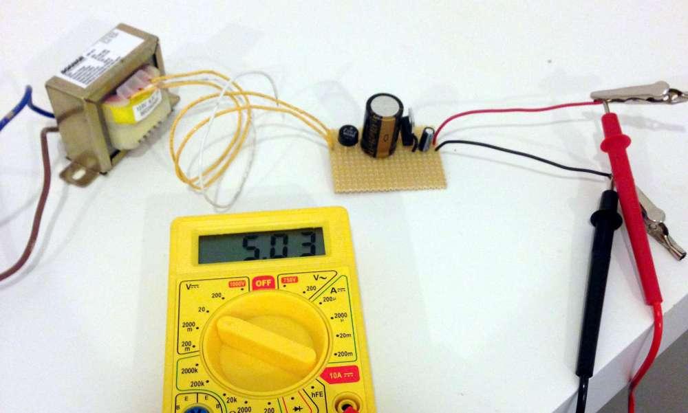 medium resolution of 5v power supply circuit working