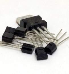 a pile of various transistors [ 1473 x 1024 Pixel ]