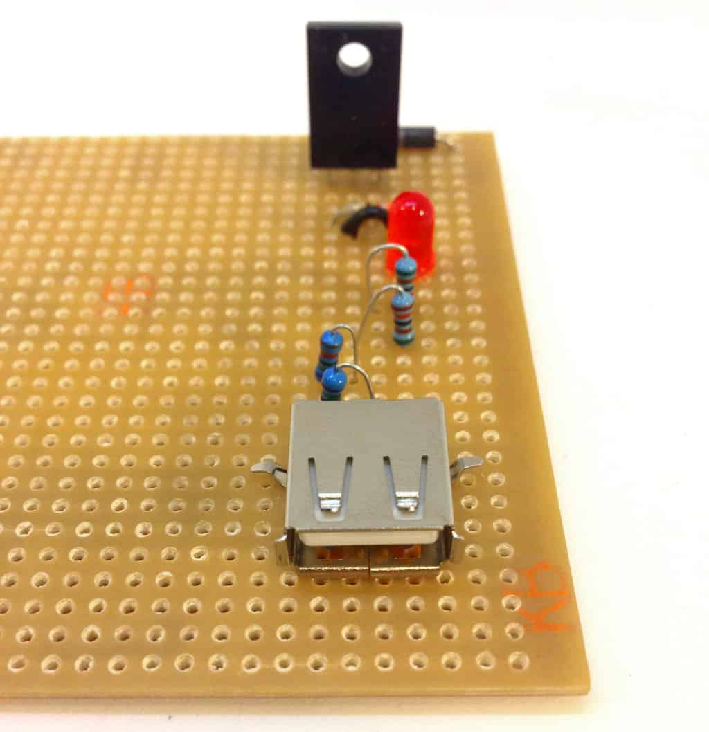 Wiring Pre Circuit Diagram Simple 500w 12v To 220v Inverter