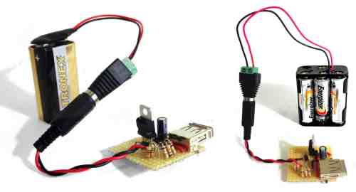 small resolution of portable usb charger with different power sources