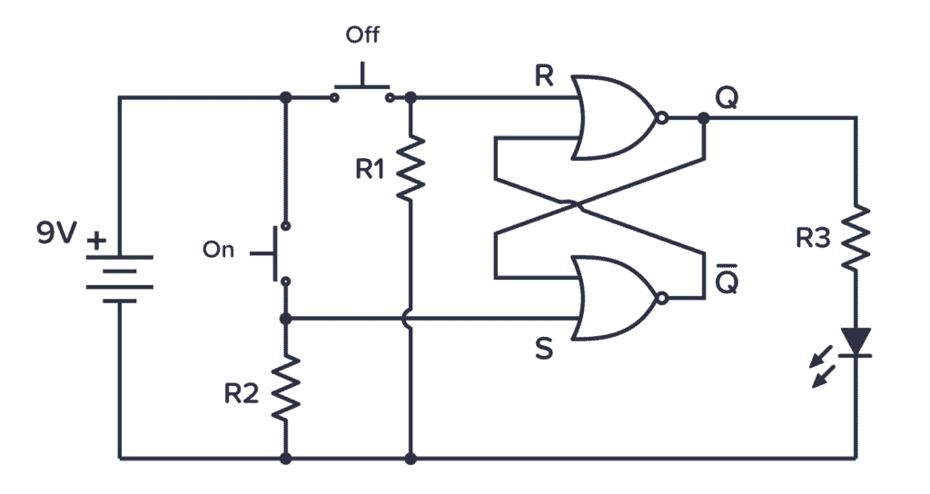 Electronic Circuit Diagram : Electrical And Electronic