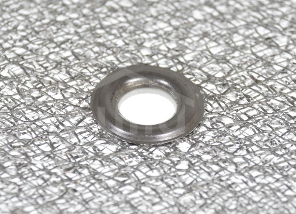 exhaust fan aluminum grease filter