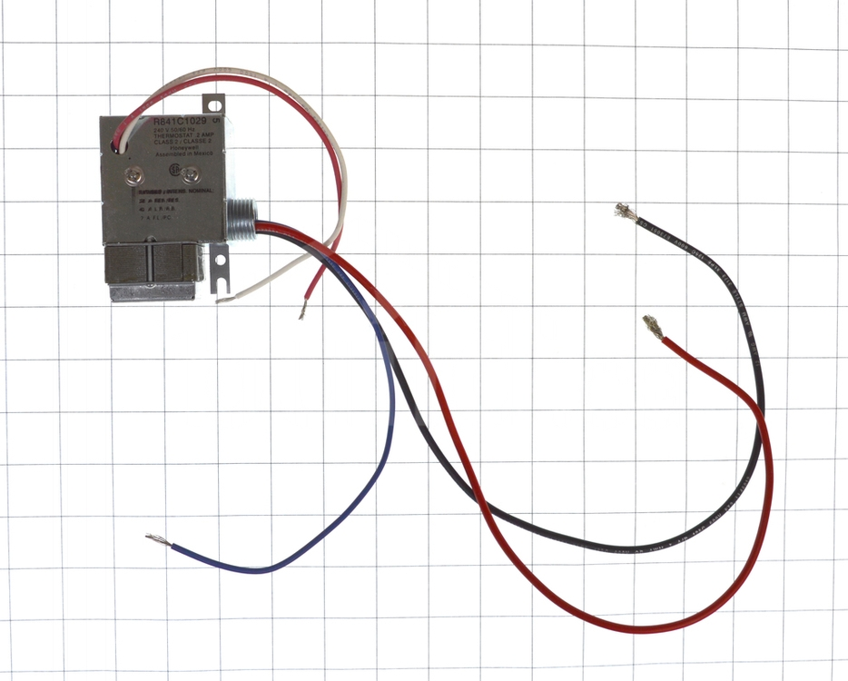 R841C1029 : Honeywell Relay, SPST, 240V, for Electric