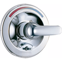 Delta T13391 Chrome Single Handle Shower Valve Trim with ...