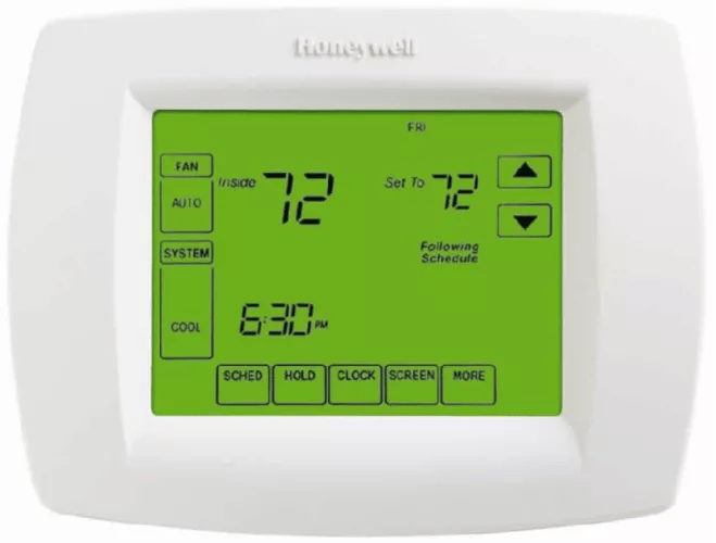 Honeywell Dometic And Suburban Digitial Thermostat Install Modmyrv