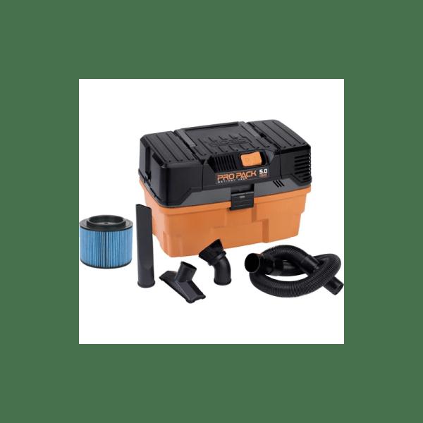 Upc 095691316639 - Ridgid 31663 4.5 Gallon Pro Pack Portable Wet Dry Vac