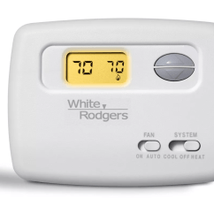White Rodgers Thermostat Wiring Diagrams Rb25det S13 Diagram Upc And Barcode Upcitemdb