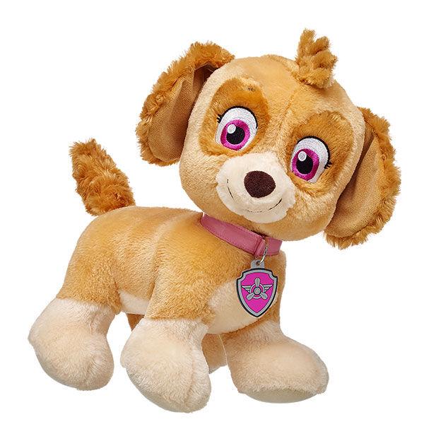 Skye Puppy Paw Patrol Build A Bear