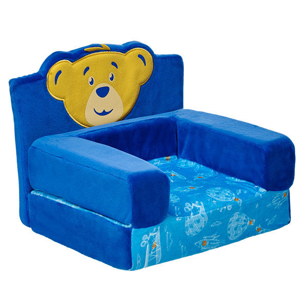 disney cars sofa canada modern leather sets stuffed animal furniture build a bear give your furry friend comfy place to relax with the head chair bed