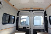 Our ProMaster Camper Van Conversion - Paneling Walls and ...