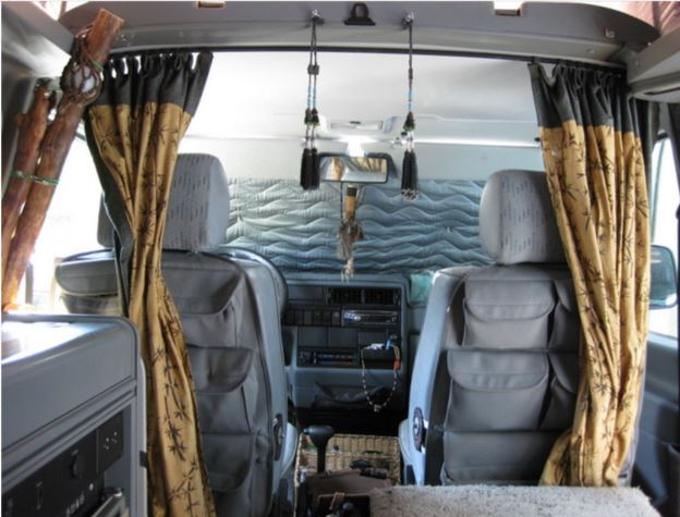 Installing Curtains And Screens – Build A Green RV