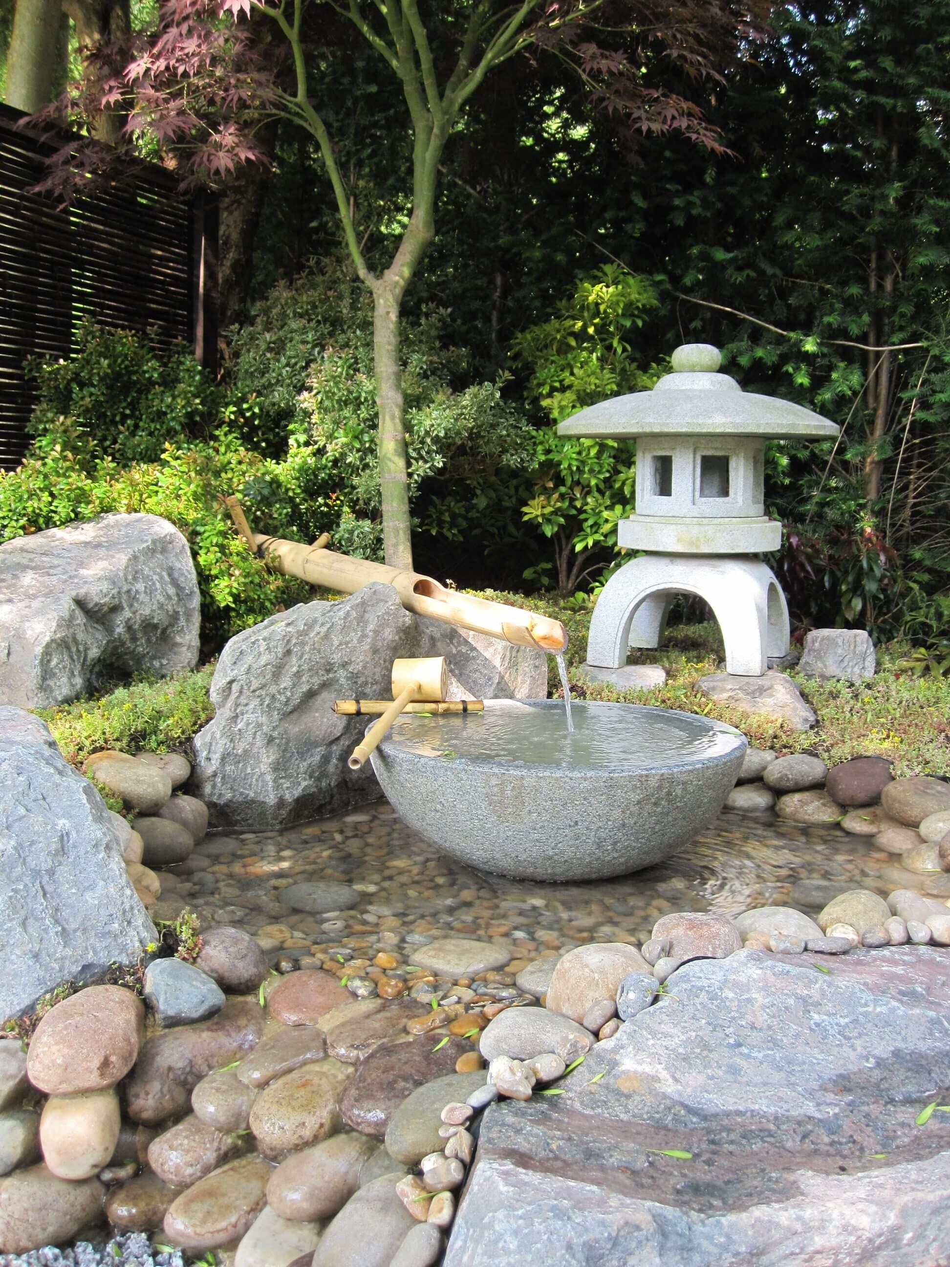 15 Acre Japanese Stroll Garden  Build a Japanese Garden UK