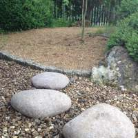 Stepping Stones For Garden Uk - Garden Ftempo