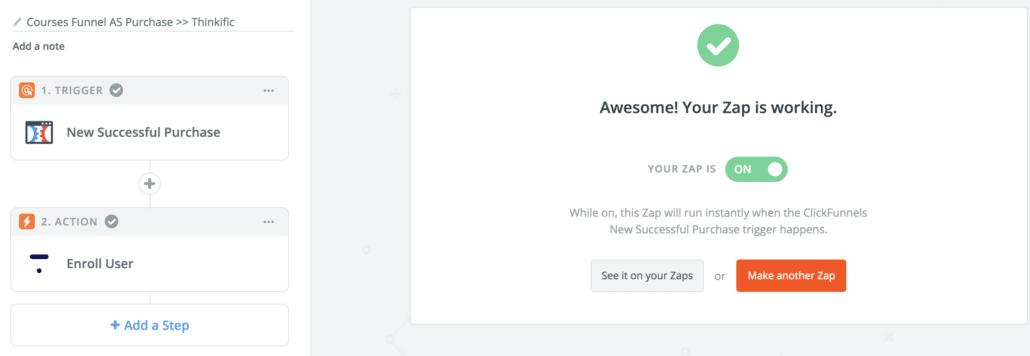 Zapier with YouTube monetization