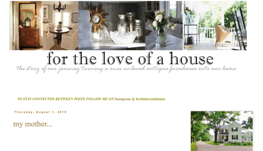 Blogger Example 3