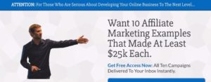 ClickFunnels for affiliate marketing lead magnet example