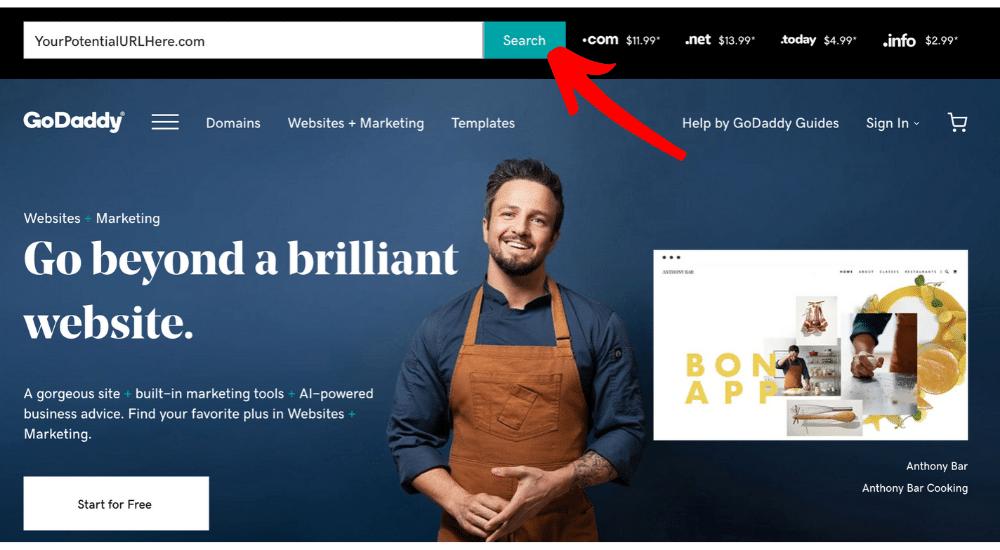 money-making blog set up