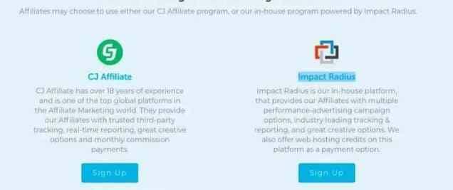 recurring affiliate program