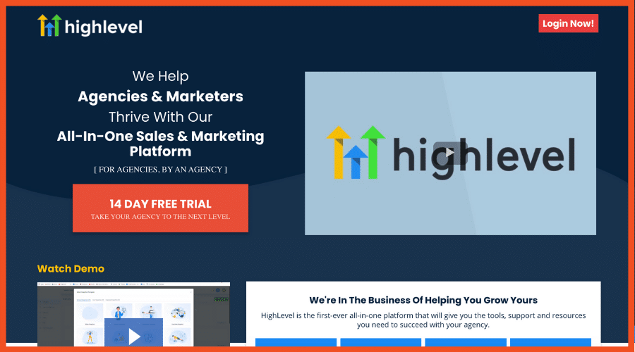 Go High Level ClickFunnels Alternatives