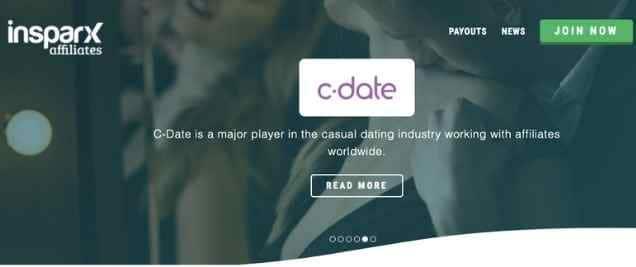 dating affiliate program