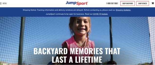 Jump Sport Affiliate Program
