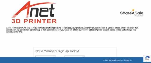 Anet Technology Affiliate Program