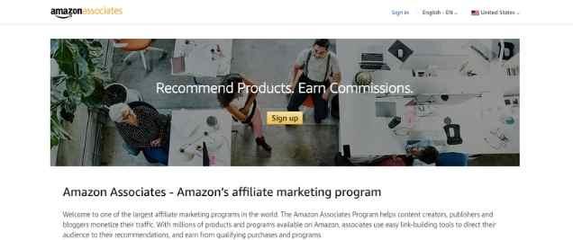 Amazon Prime Affiliate Program