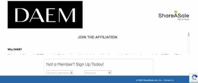 Watch Affiliate Programs - DaemAffiliate Program