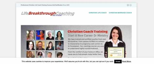 Life Breakthrough Coaching Affiliate Program