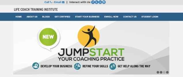 Life Coach Training Institute Affiliate Program