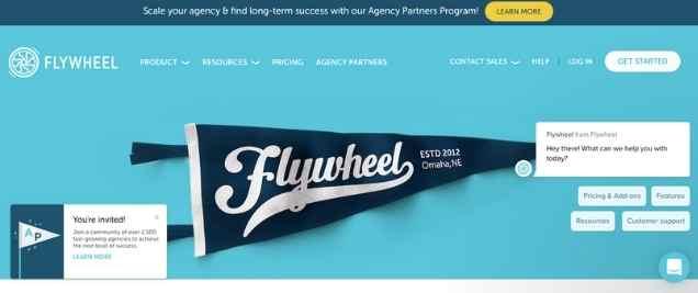 Flywheel Affiliate Program