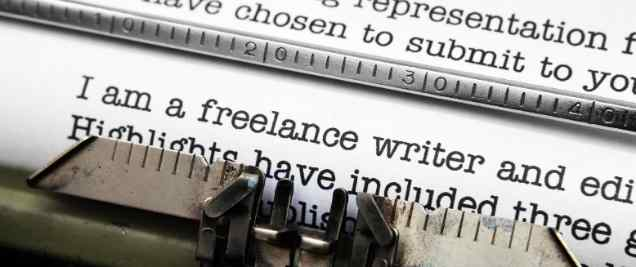 Become A Freelance Article Writer