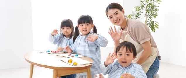 Side Hustles For Moms - Child care
