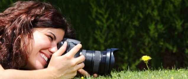 Side Hustles For Moms - Photography
