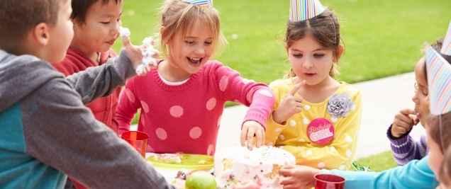 Side Hustles for Moms - Planning a children's party