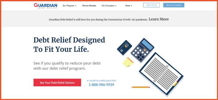 Guardian Debt Relief 2