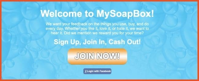 Get Paid To test Products - MySoapBox